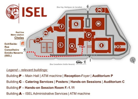isel-map